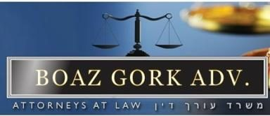 Boaz Gork, Advocate